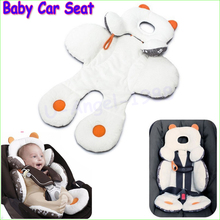 1pcs Baby Stroller Mat Cotton Child Infant Cushion for Strollers Kids Toddlers Head Body Support Car Seat