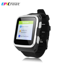 EPiCfeat GPS Map Wifi Smart Watch Phone for Android iOS 2G/3G Pedometer Video Record Weather Forcast Dial Call Camera Watch S83