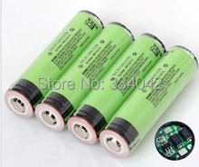 new imported 18650 3400 mah lithium battery 3.7 V torch + protection board - Juniper core digital accessories store