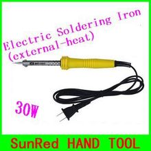 SunRed BESTIR TAIWAN manufacture Appliances circuit board external-heat type 30W electric Soldering Iron,NO.14311 freeshipping
