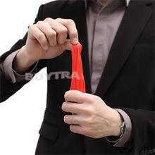 New 1Pcs Fake Soft Thumb Tip Finger Fake Magic Trick Close Up Vanish Appearing Finger Trick Props Toy Funny Prank Party
