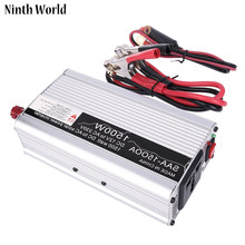Ninth World New 3000W Peak Pure Sine Wave Power Inverter DC 12V to AC  230V Converter Supply Solar Power