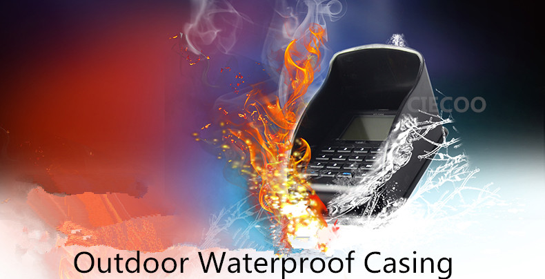 Rain Cover waterproof cover Protection Shell for Access Control Machine<br><br>Aliexpress