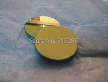 Si 25mm Co2 laser mirror laser engraving machine 25mm silicon mirror Gold-plated silicon lens reflex