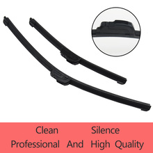 "U-type Universal Soft Rubber Frameless Bracketless Car Windscreen Wiper Blade 14"" 16"" 17"" 18"" 19"" 20"" 21"" 22"" 24"" 26""inch"