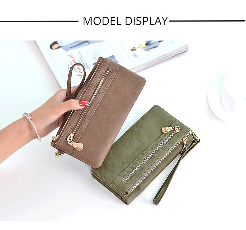 luxury wallet big wallet