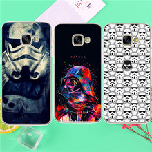 Star Wars Case For Samsung Galaxy S5 S6 S7 Edge S8 Plus A3 A5 J1 J2 J3 J5 J7 2015 2016 2017 Note 8 Grand Prime Back cover(China)