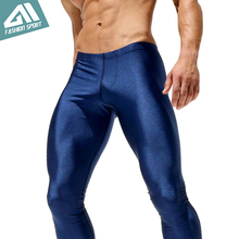 Aimpact Skinny Men Sport Pants Athletic Slim Fitted Running Men's Pants Gym Tight Sweatpants AQ15