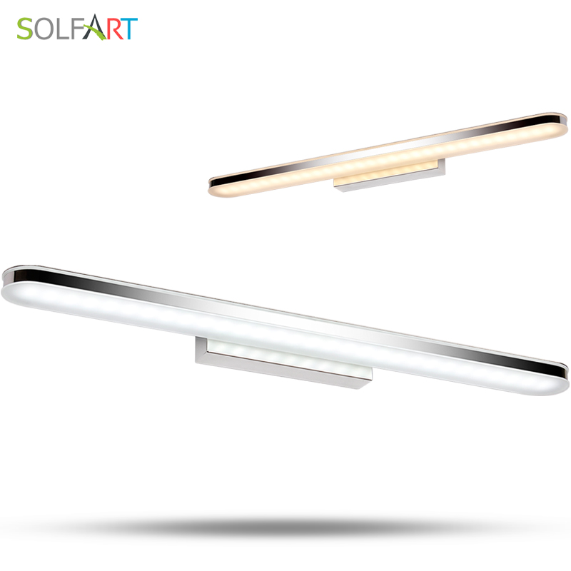 SOLFART sconce wall lamp bathroom light modern luminaria for bedroom bathroom mirror lamp mural vanity light loft wall lamp 6180<br>