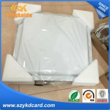 YongKaiDa lector rfid rfid reader long range 15m long distance UHF reader with 100pcs 9654 H3 PET tags(China)