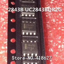 20PCS/LOT UC2843BDR2G UC2843B SOP8 SOP-8 Transistor driver chip(China)