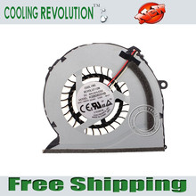 COOLING REVOLUTION New CPU cooler Fan For Samsung NP550P5C NP550P7C NP-550P5C NP-550P7C KSB0805HB BK2T