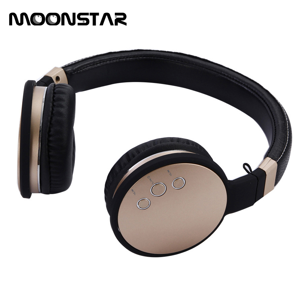 HOT The latest style Wireless Bluetooth Headset with Hifi microphone and High bass Stereo Headphones for Mobilephones Computers<br>