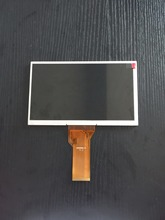 7 inch 800x480 resolution 165mm*100mm TFT LCD screen module with RTP touch panel digitizer AT070TN94