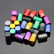 Sport Styling Auto Accessories Car Wheel Tire Valve Caps Case For Mitsubishi L200 ASX Outlander Pajero Lancer ect. (4Piece/set)(China)