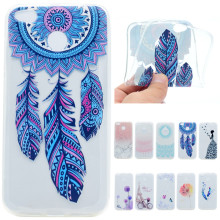 For Red mi 4x Cute Catoon Butterfly Wind chime Girl Flower Soft TPU Fundas Phone Cases For Coque Xiaomi redmi 4X Cover Case Capa