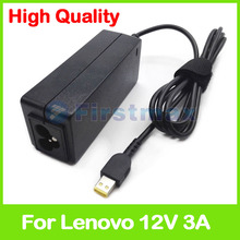 12V 3A 36W Laptop AC Power Adapter for Lenovo tablet charger 4X20E75063 4X20E75067 ADLX36NCC2A ADLX36NDT2A ThinkPad 10 Helix 2(China)