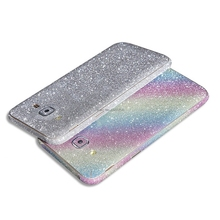 Buy Full Body Protection Glitter Bling Sticker Case Samsung Galaxy J5 J3 J7 2016 J2 Prime On5/On7 2016 Luxury Skin Cover for $1.08 in AliExpress store
