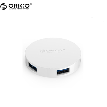 ORICO HA4U-U3 4 Port USB3.0 Portable HUB USB 3.0 Can used as a Charger to Charger Your Phone