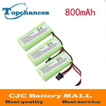Free Shipping 3 Pcs For Uniden BT-1008 BT-1016 BT-1021 BT-1025 BT1021 BT1025 CPH-515B Cordless Home phone battery