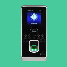 Iface3/ Multibio800 Biometric Face and fingerprint Time Attendance and Access Control System Face Door Access Controller(China)