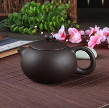 200ml and 400ml Yixing Teapot handmade flower pot xi shi pot large capacity teapot set(China)