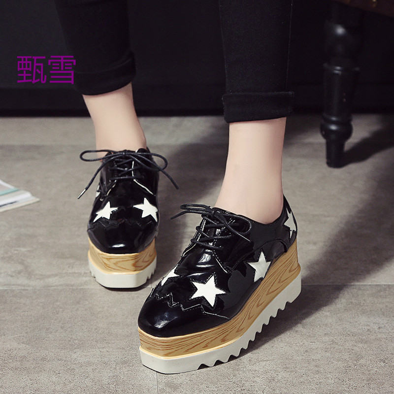 2017 New Stars Fall Fashion Shoes Casual<br>