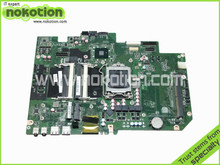 Laptop Motherboard for HP TouchSmart 610 648512-001 DA0ZN9MB6H0 REV H A57 ATI Radeon HD 5570 DDR3 Mother Board High Quality
