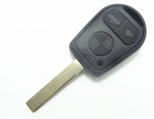 3 Button Key Remote Case Shell Blank Hosuing for BMW 3 5 7 SERIES X3 X5 Z4 E38 E39 E46 M5 M3 key