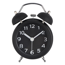 Candy Colors Creat Portable Table Alarm Clock Electronic Desk Clock Quartz Reloj Despertador De Cabeceira Tabanca Lazer ve led(China)