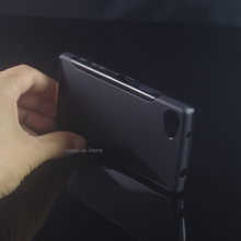 Buy CASEISHERE Soft S-Line Wave Anti-skid TPU Gel Case Skin Sony Xperia Z5 Compact E5803 E5823 / Xperia Z5 Mini for $1.01 in AliExpress store