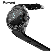 Pewant Business Smart Watch Wifi 3G GPS Wristwatch ROM 8GB RAM 512MB Heart Rate Monitor Fitness Tracker Smartwatch With Camera