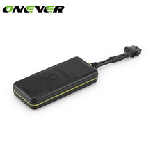 Onever GPS GSM GPRS Realtime Tracker TK-309 Tracking Device System Support Geo-fence Overspeed Vibration Alarm for Vehicle Car(China)