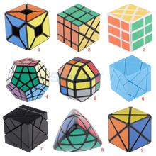 9 Style Novelty Magic Cube Speed Twist Puzzle Brain Teaser Toys