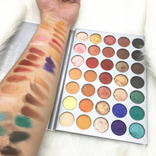 Kilied Kit 2017 New Cosmetics Face Makeup Jacly Hill Eyeshadow Palette 35 Color Shades IN HAND same style