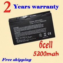 JIGU Replacement Laptop Battery For ACER BT.00405.006 00603.017 00605.009 00607.004 00604.008 00803.015 00605.004(China)