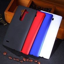 New Multi Colors Luxury Rubberized Matte Plastic Hard Case Cover For LG G Flex 2 H959 F510 LS996 Cell Phone Cover Cases