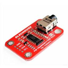 Free Shipping 1pcs/lot FM Radio Transmitter Module radio station transmitter for arduino Best quality