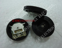 [BELLA]Red crown sale supply pulley wheel adjustable volume potentiometer 20 * 3 single joint B1K--100PCS/LOT(China)