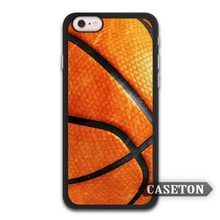 Basketball Skin Sport Protective Case For iPhone 7 6 6s Plus 5 5s SE 5c 4 4s and For iPod 5