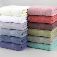 Quality Microfiber Cotton Solid Bath Towel Beach Towel Quick Dry for Adults Soft Washclothes Super Absorbent shower Face Towel