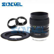 Buy 25mm CCTV TV Movie lens Fixed Focus F1.4 Lens+C Mount Panasonic M4/3 G2 G3 G5 GH1 GH2 GH3 GF1 GF2 GF3 GF5 GF6 GX1 G1 for $17.99 in AliExpress store