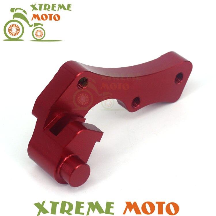 270MM Brake Disc Adapter Bracket For Honda CR125E CR125R CRE250F CR250E CR250R CRF250R CRF250X CRE250X CRF450X CRF450R Motocross<br><br>Aliexpress