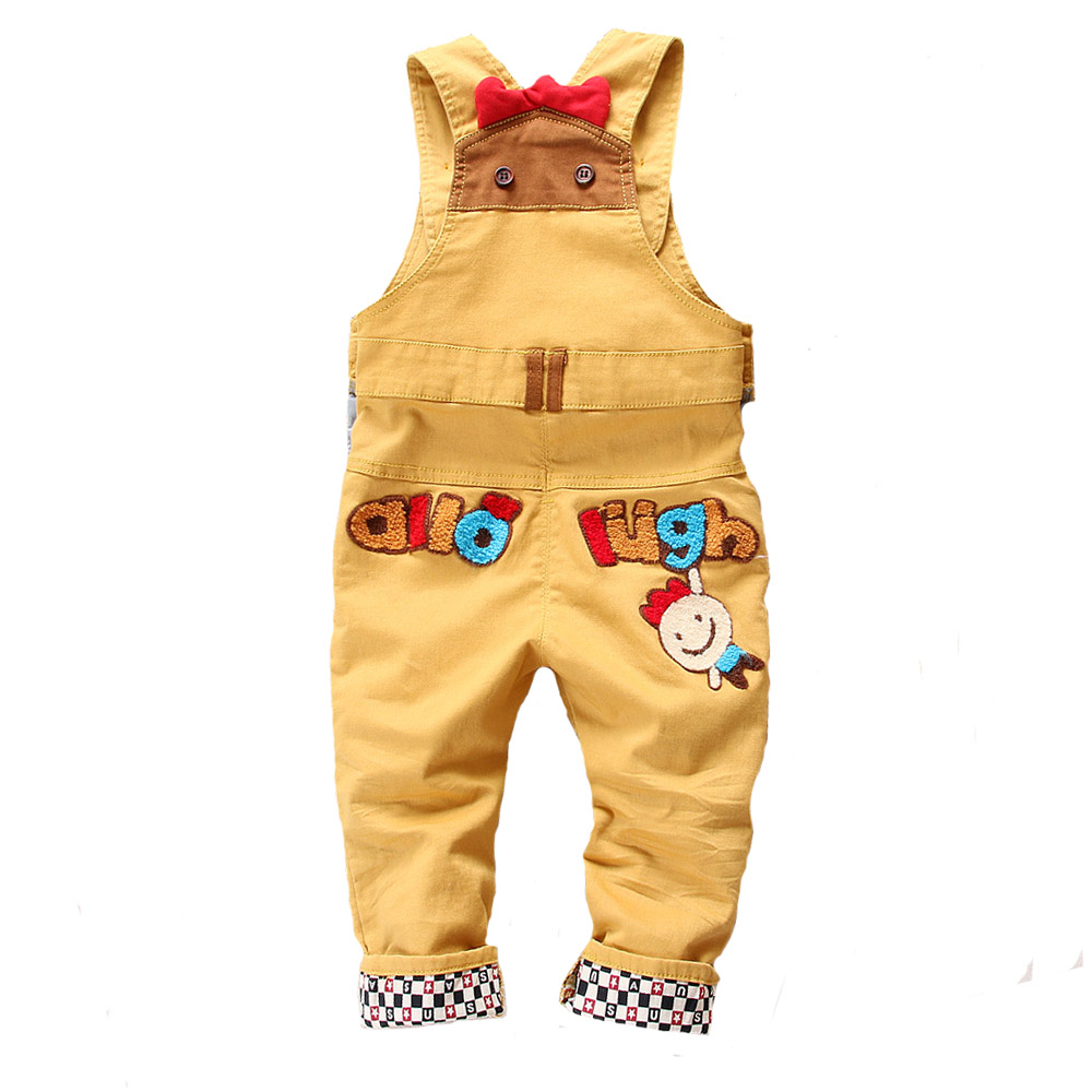 High Quality 2017 Spring autum baby cotton rompers Animal Boys Girls Jumpsuit Denim Overalls infant costumes Babys Clothing<br><br>Aliexpress