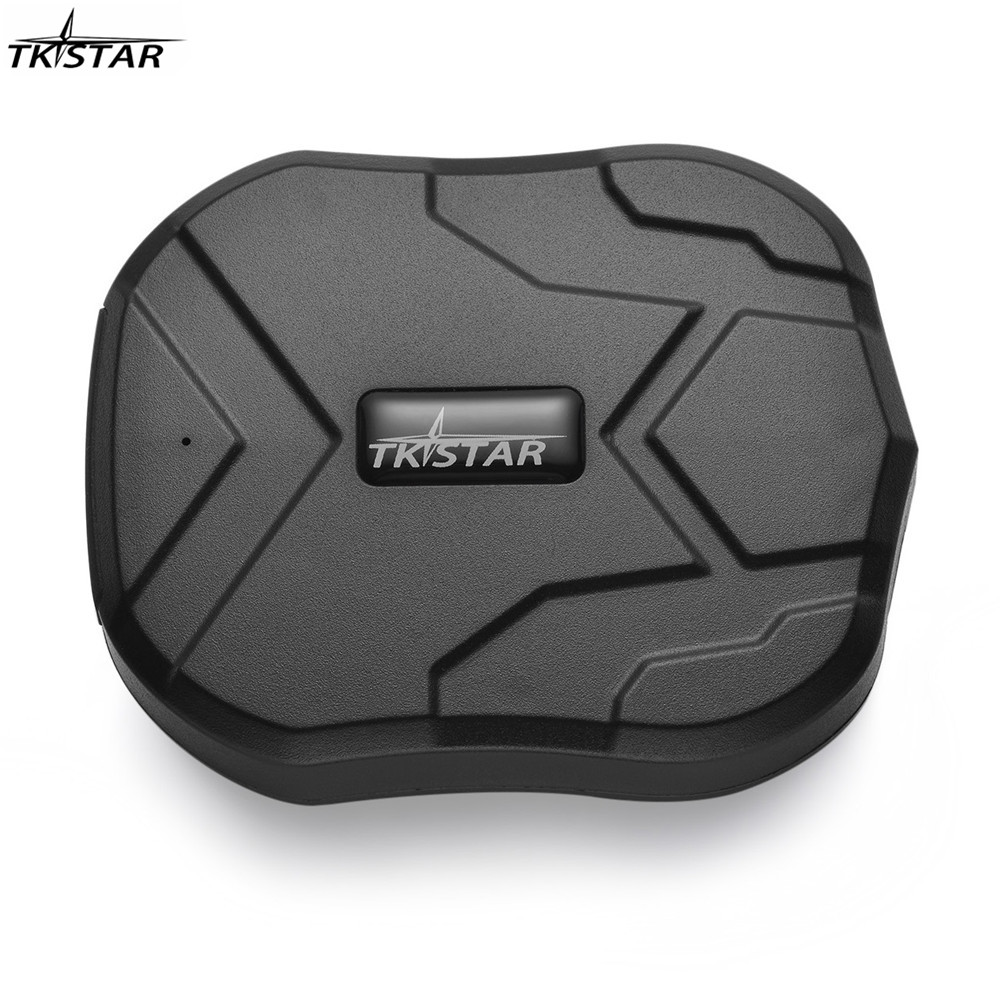 TKSTAR TK905 Waterproof IP 66 Vehicle GPS Tracker Truck Person 90 Days Long Standby Time Powerful Magnet Lifetime Without Box<br>