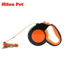 New High-Grade Stable Durable 3M 5M Automatic Retractable Dog Traction Rope Leashes Pet Leads