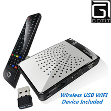 GOTiT MINI DVB-S2 SR2025 HD Sunplus1507A Chipset H.265 Decoder Satellite receptor CCcam Youtube Youporn Supported Free Shipping