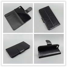Case For IPHON 4 Crazy horse Flip leather case Credit Card Slots and stand function  for iPhone 4s iphone 4 Free shipping