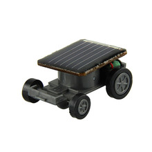 Super Value Educational Solar Powered Vehicle Solar Car Toy Educational Kit Unique(China)