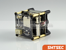 Motorized Zoom Auto IRIS OV4689 4MP 3MP IP Camera Module SD Card Slot Hi3516D Security PCB Board With Cable (SIP-E4689DMTC)